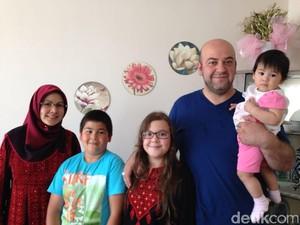 Cerita Ibu di Turki Tanamkan Cinta Indonesia ke Anak-anaknya