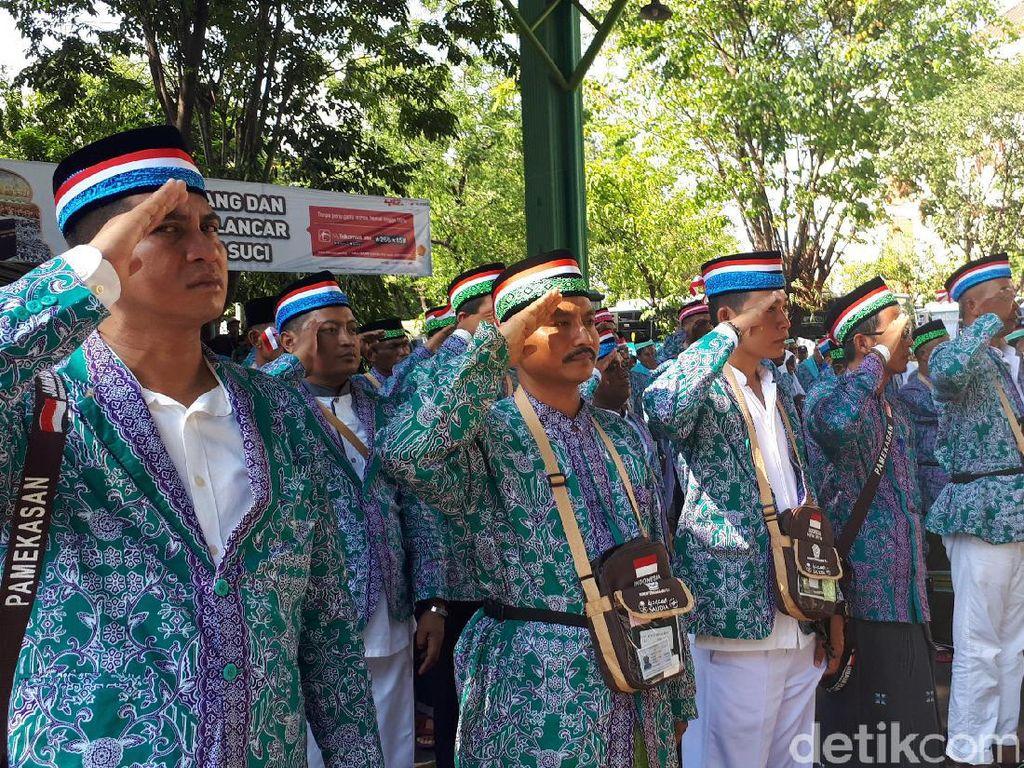 4 Jemaah Haji Debarkasi Surabaya Tertunda Kepulangannya