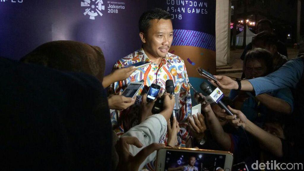Pemerintah Jamin Atlet Berprestasi di Asian Games 2018 Dapat Bonus