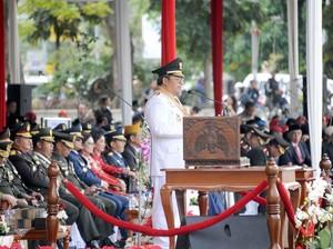 HUT Ke-72 RI, Gubernur Jabar Tekankan Makna Demokrasi