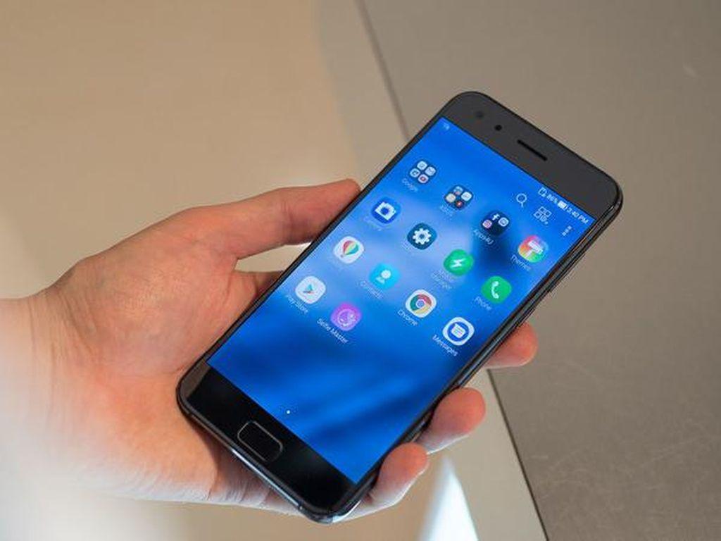 Zenfone 4 Mulai Mendarat di Indonesia September
