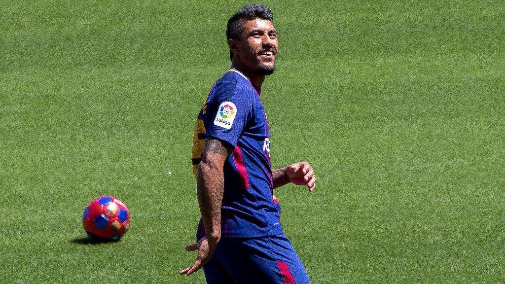 Paulinho Siap Jawab Keraguan di Barca