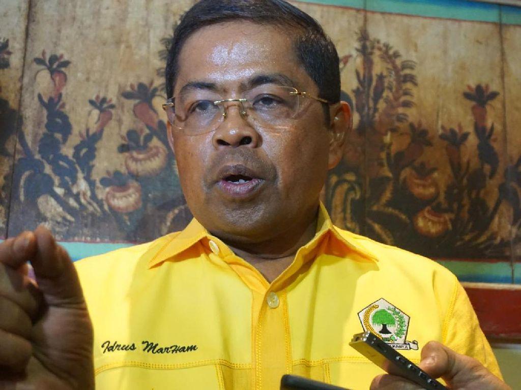 Fahri Hamzah Usul Pansus Angket KPK Panggil Jokowi, Ini Kata Golkar