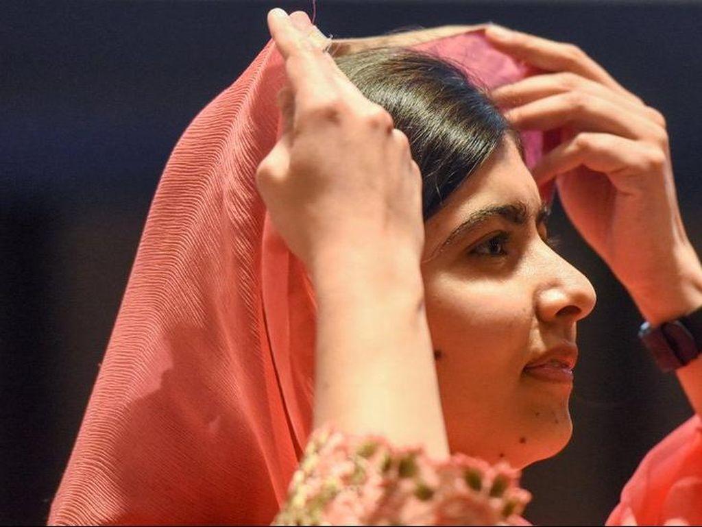 Malala Gadis Peraih Nobel Diterima di Universitas Oxford