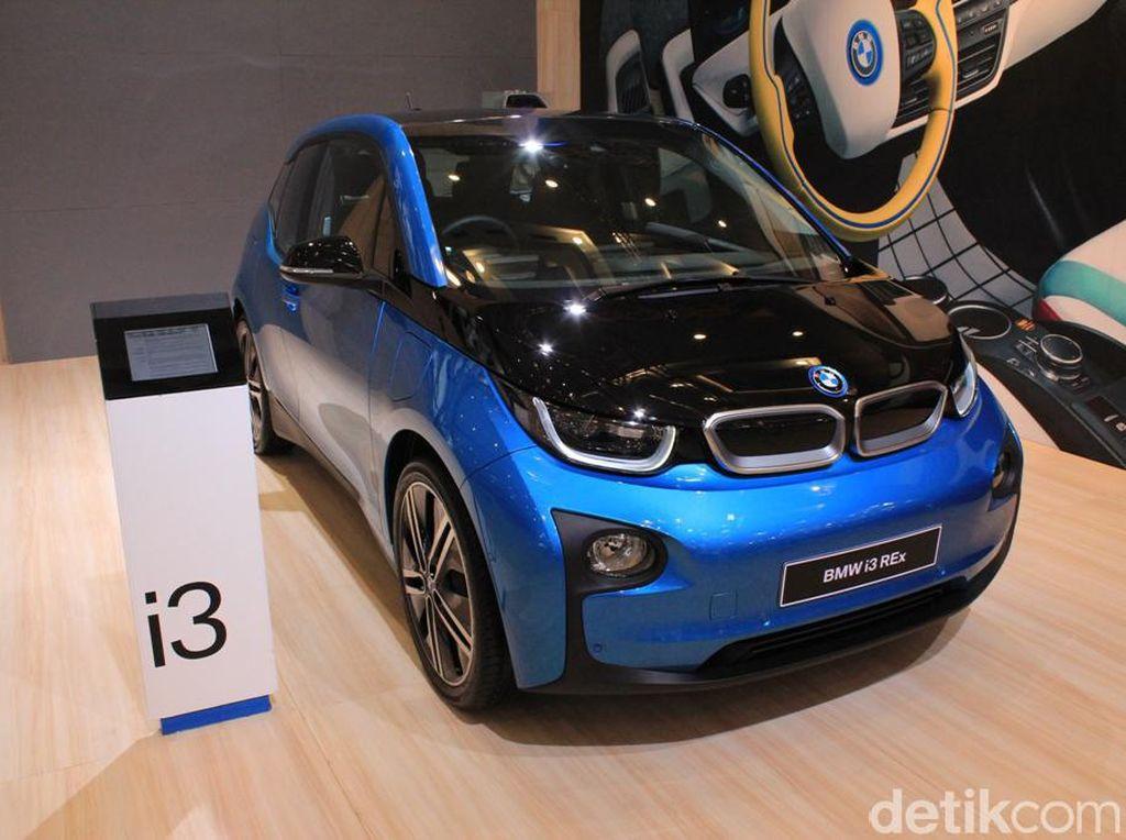 Berapa Harga BMW i3 Jika Dipasarkan di Indonesia?