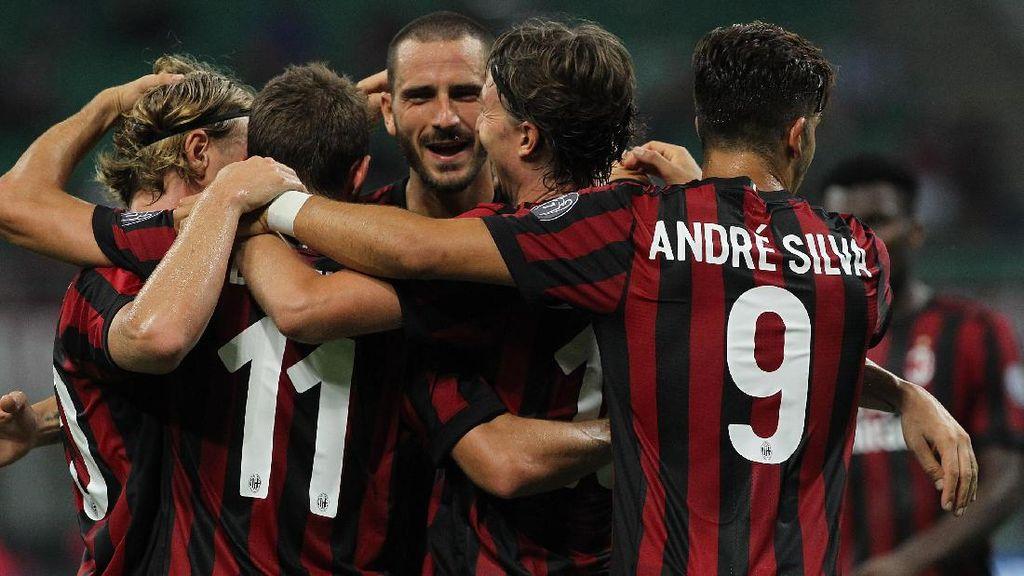 Bonucci: Milan di Trek yang Tepat