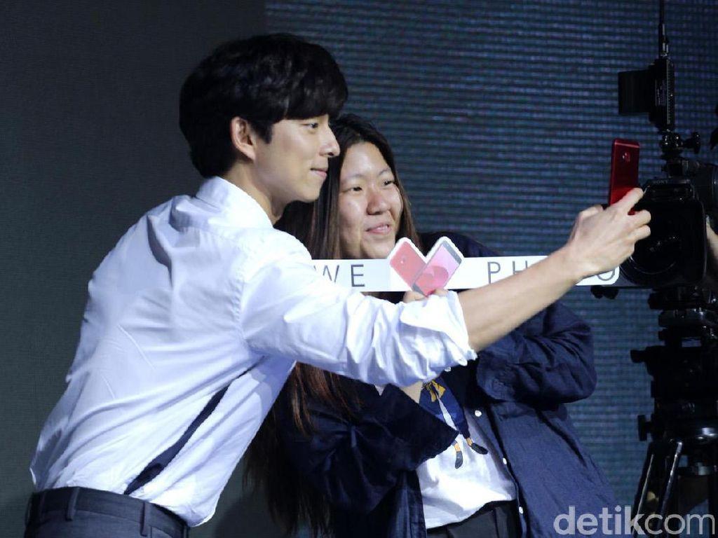 Jadi Brand Ambassador Zenfone 4, Gong Yoo Didatangi Fans 6 Negara