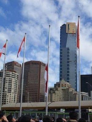 Perayaan HUT RI Ke-72 di Melbourne Berjalan Meriah