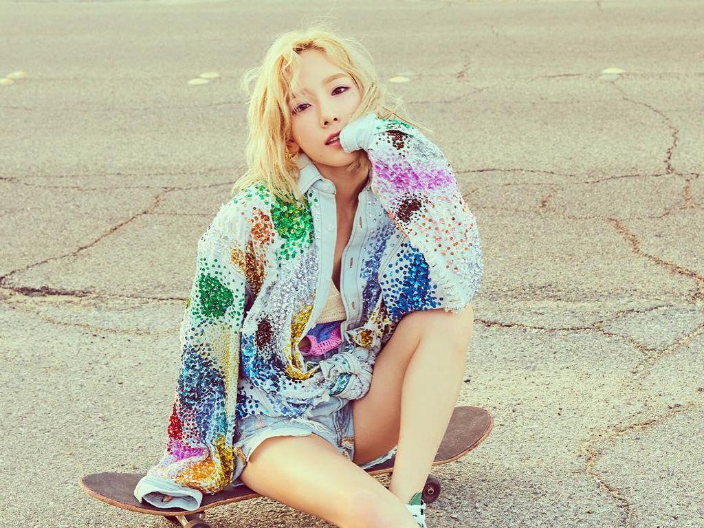 Salah Paham soal Kecelakaan, Taeyeon SNSD Minta Maaf