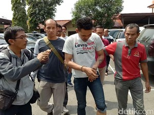 Dua Bulan Kabur, Tahanan Lapas Brebes Ditangkap di Tangerang