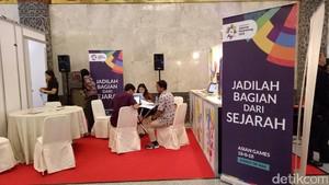Countdown Sudah, Kapan Pendaftaran Volunteer Asian Games Dimulai?