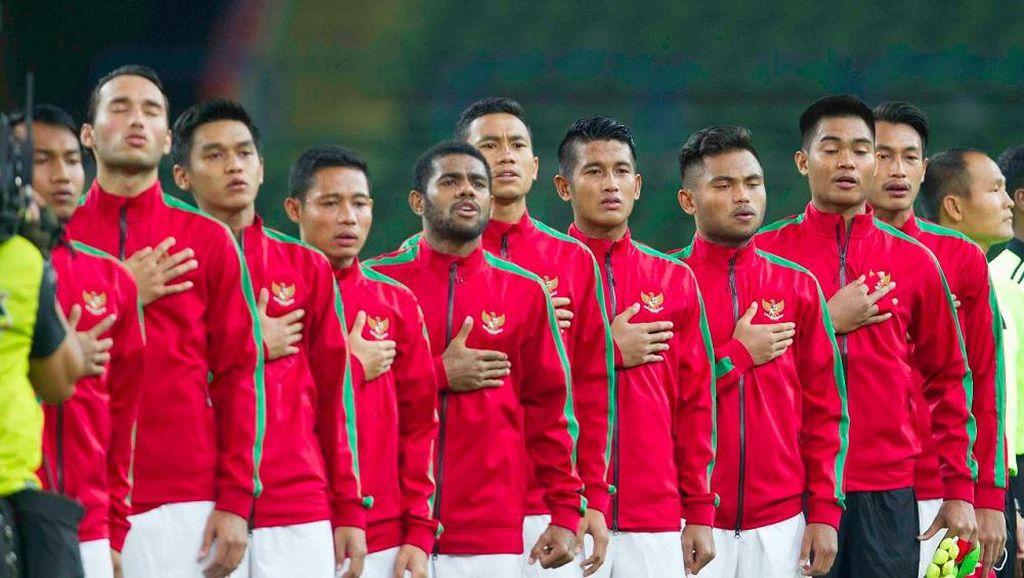 Indonesia Dominan, tapi Belum Bikin Gol ke Gawang Kamboja