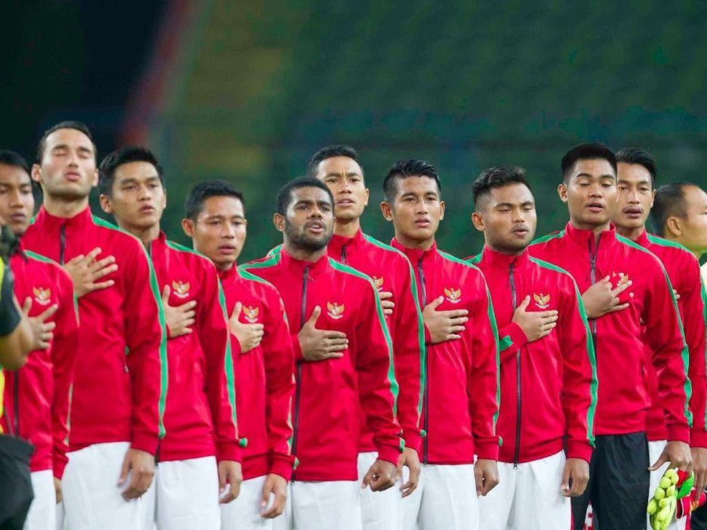 Jadwal Timnas Indonesia U-23 vs Singapura U-23