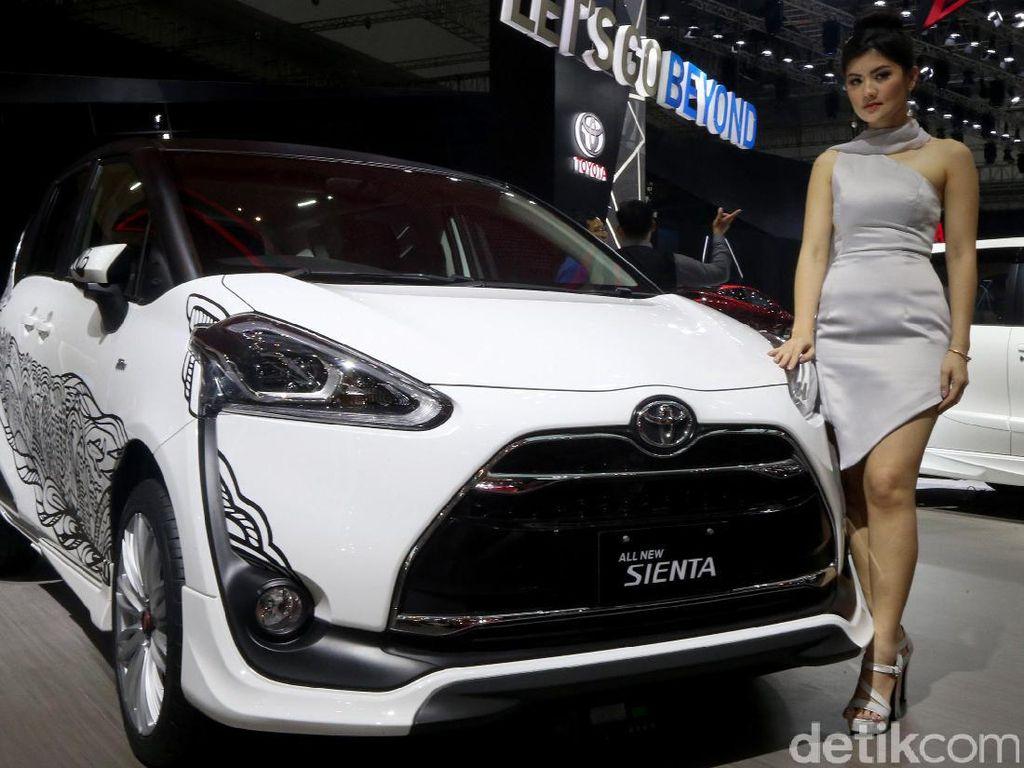 Jualan Sienta Merosot Kesalip Wuling Cortez, Apa Kata Toyota?