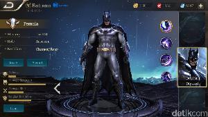 Sang Pahlawan Kota Gotham Telah Tiba di Arena of Valor
