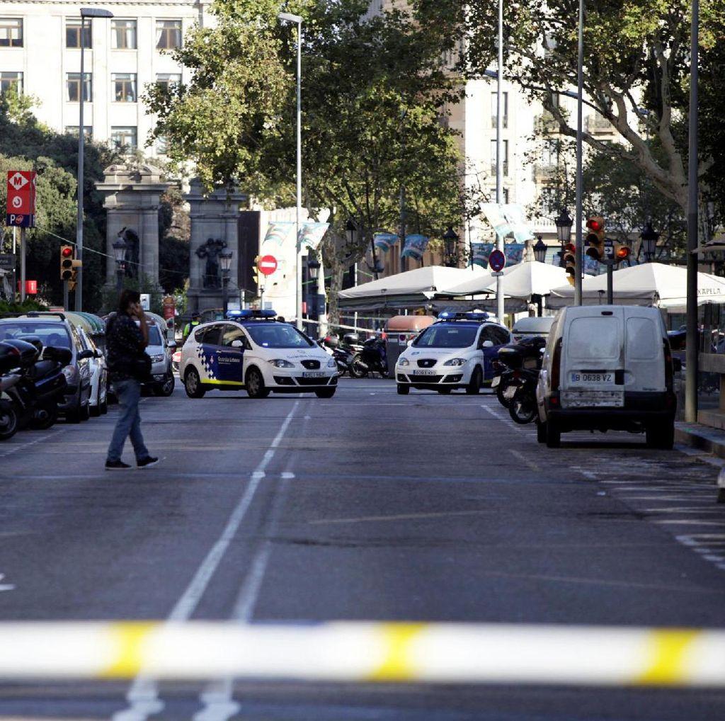 Teror di Barcelona, Madrid dan Klub-Klub Eropa Sampaikan Dukacita