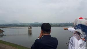 Danau Cipanunjang Surut, Kota Bandung Darurat Air Baku