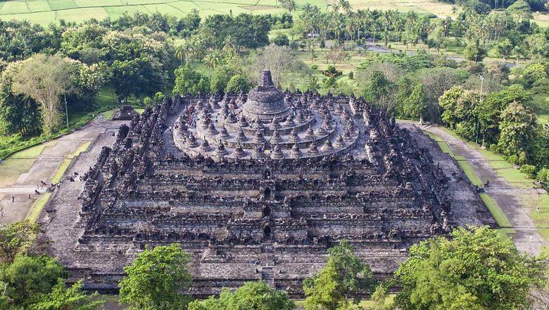 7-9 September Jateng Siaga 1, 2.500 Pasukan Jaga Borobudur