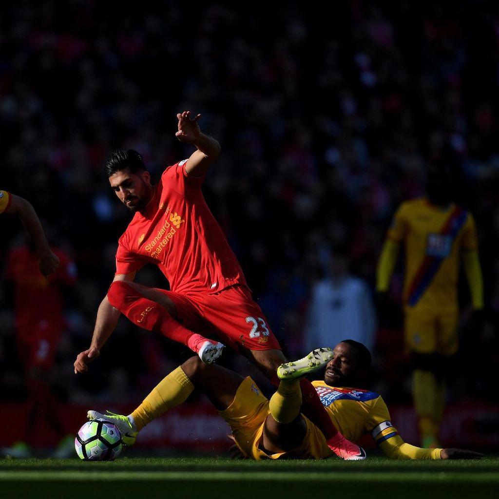 Banyak Gol Lagi di Laga Liverpool vs Palace?
