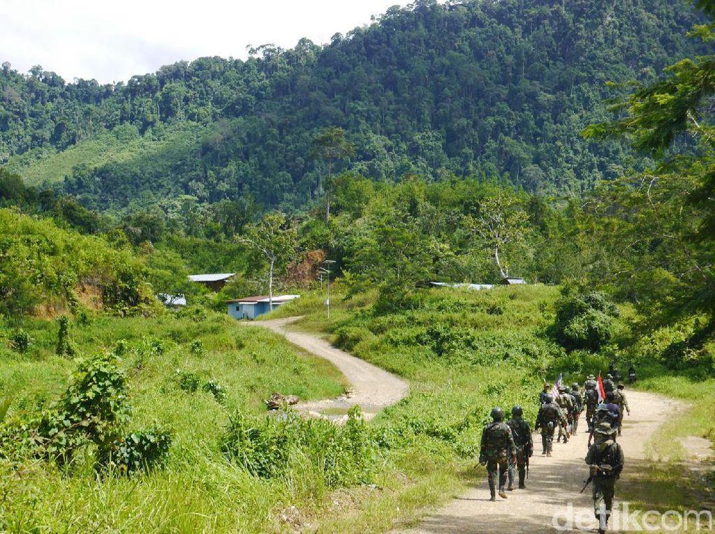 Pengalaman Langka, Lihat Patroli Tentara Perbatasan Indonesia-Malaysia