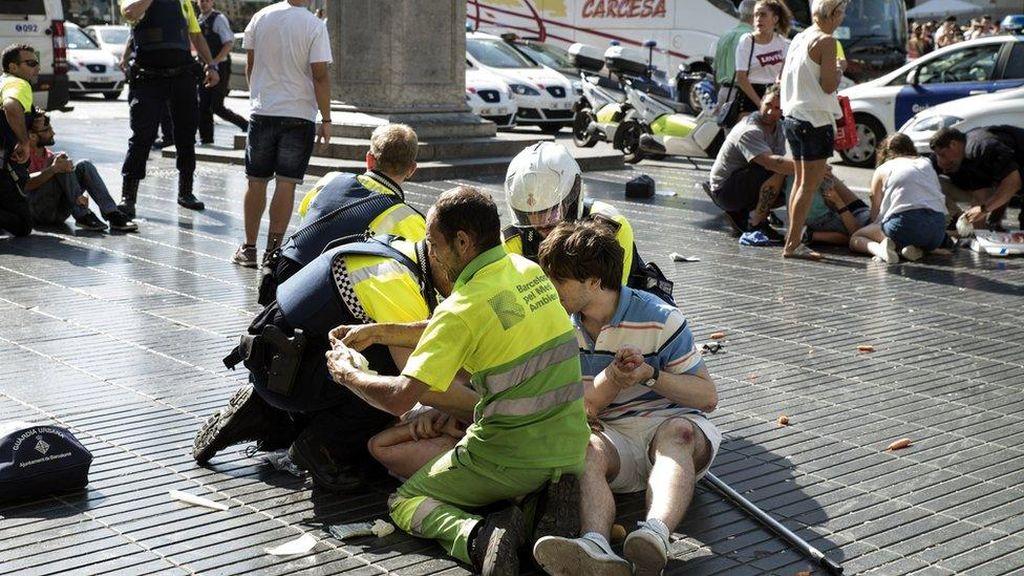 Teror Barcelona, Terbaru dalam Rangkaian Serangan Mobil di Eropa