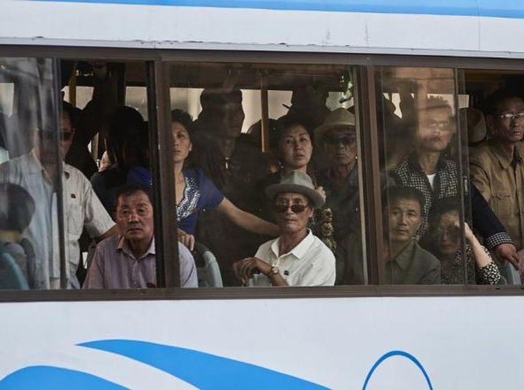 Foto: Kehidupan Sesungguhnya Korea Utara