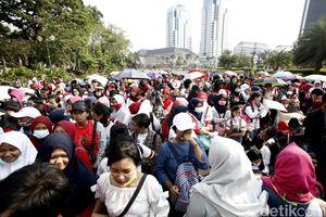 Taeyeon Pamer Pinggang Ramping Saat ke Indonesia, Ini 5 ...