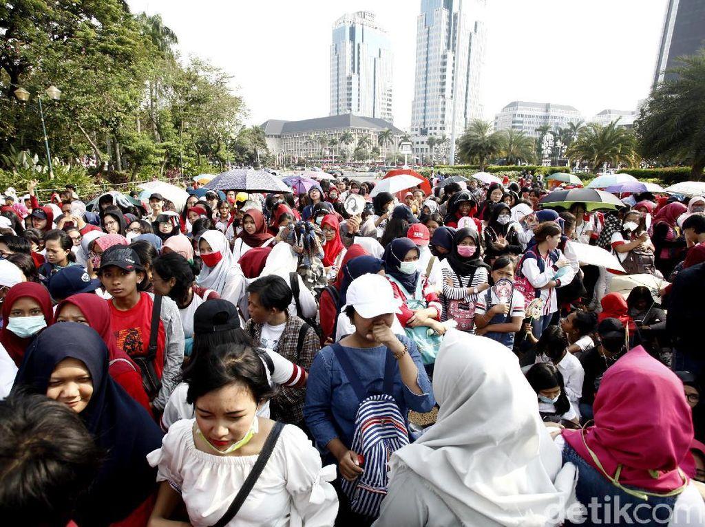Datang untuk Taeyeon, Penonton Countdown Tak Tahu Banyak Soal Asian Games 2018