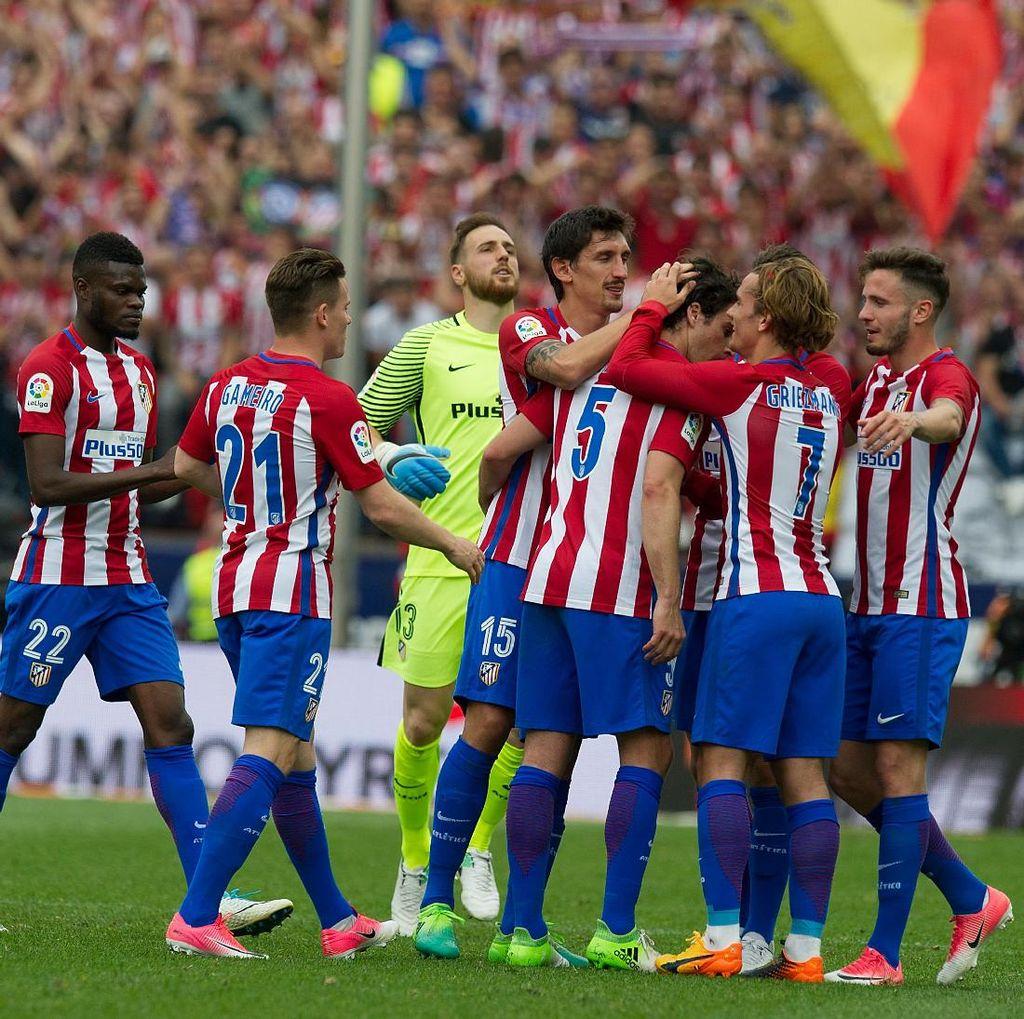 Ujian untuk Atletico Madrid Tanpa Transfer Musim Panas