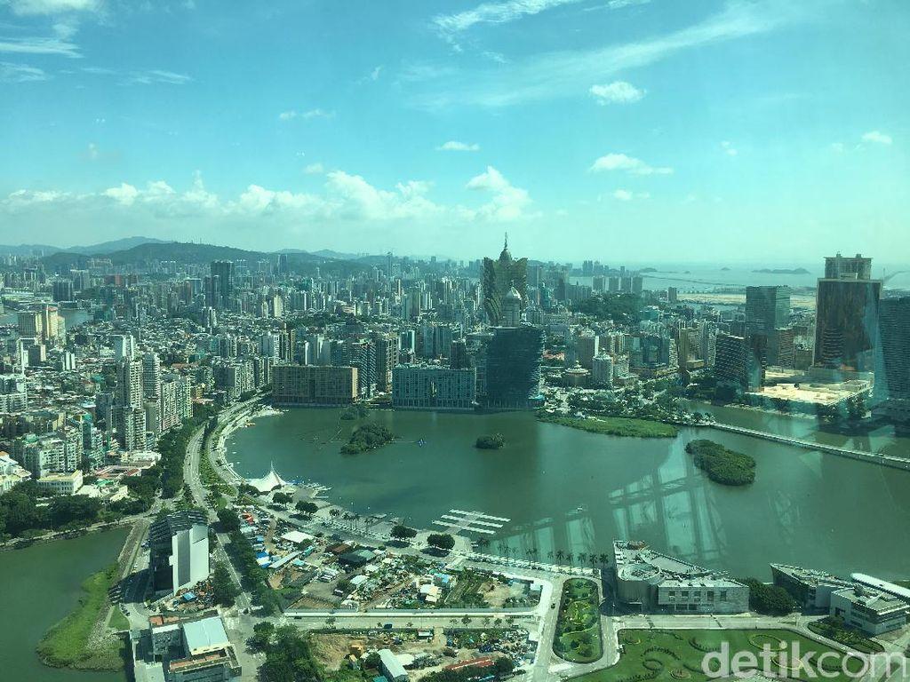 Mahalnya Lahan Parkir di China