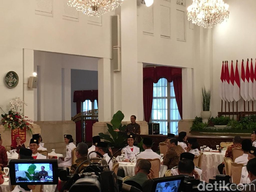 Jokowi: Jangan Pikir Kita Tidak Bersaing dengan Negara Lain