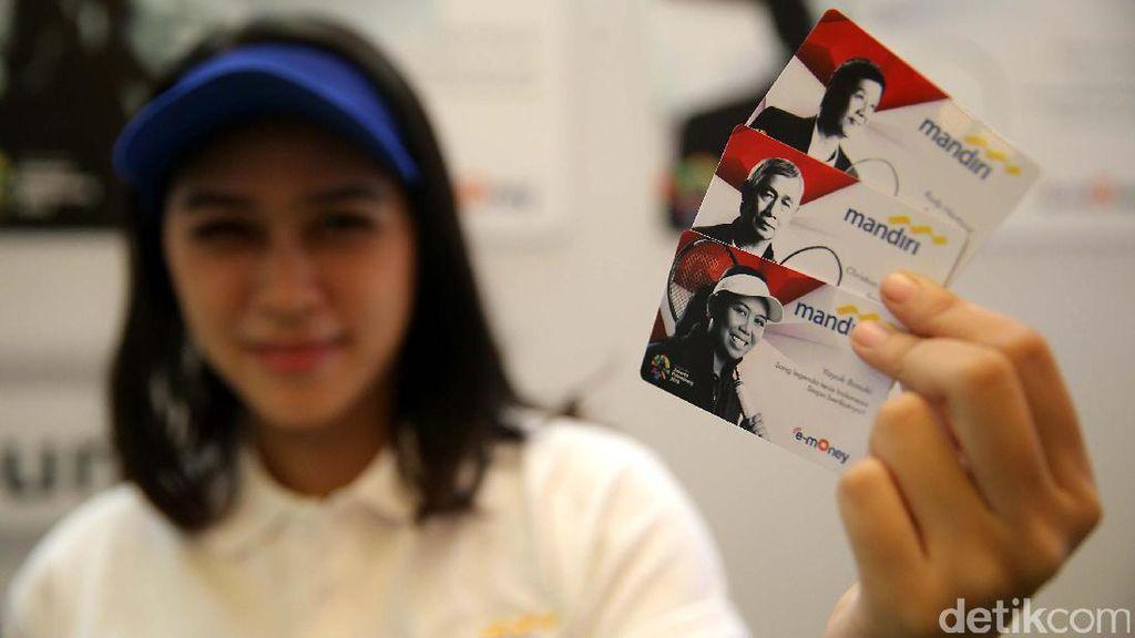 Bank Mandiri Luncurkan e-Money Asian Games