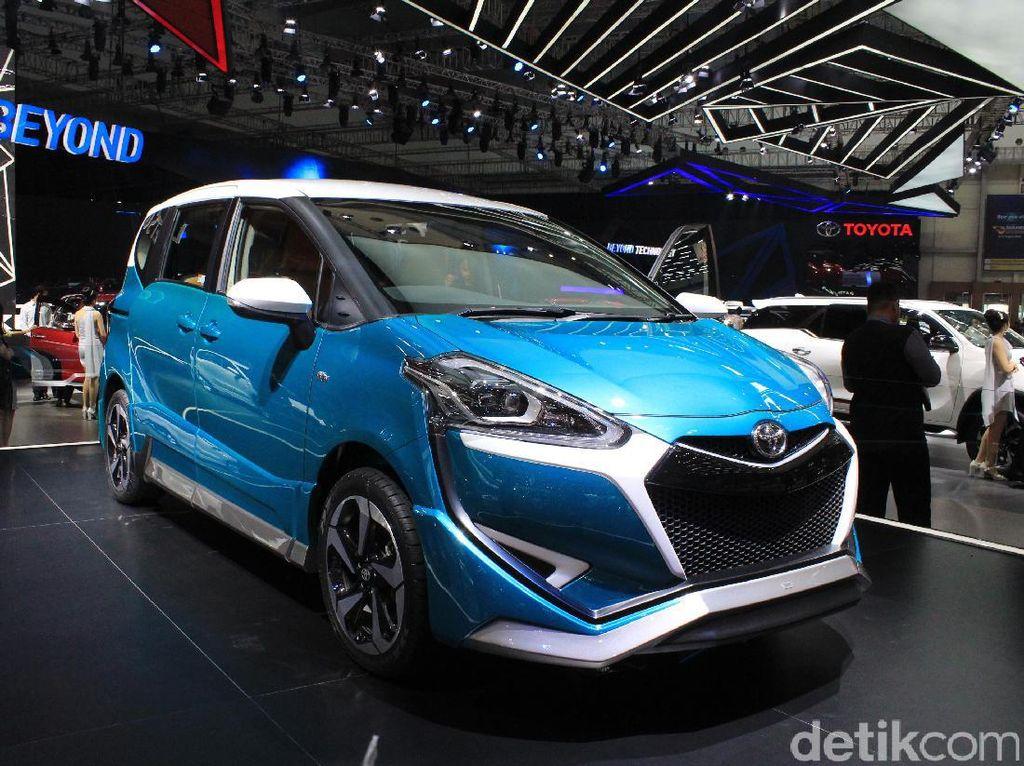 Toyota: Tunggu, Sebentar Lagi Ada Kejutan dari Sienta