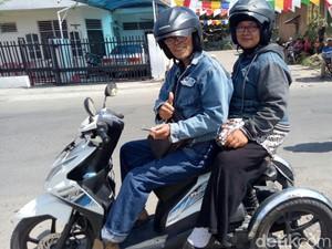 Jelang HUT Polantas, Polres Cianjur Gaungkan Program Buat Difabel