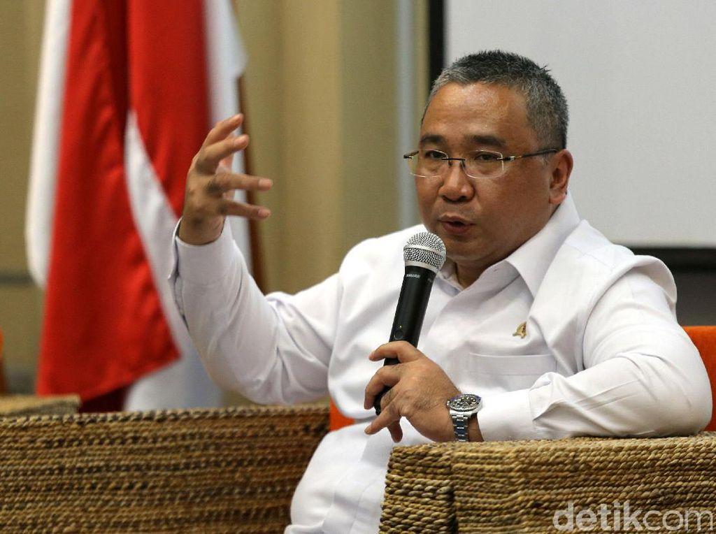 Mendes Hadiri Diskusi Peningkatan Kesejahteraan Daerah