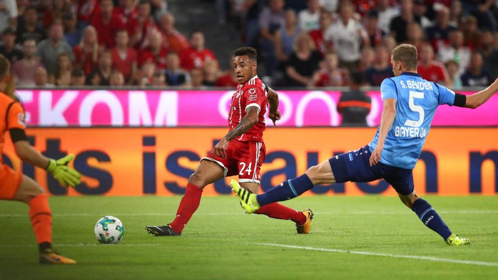 Bayern Awali Musim dengan Kalahkan Leverkusen 3-1