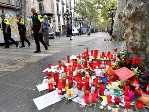 WN Italia Korban Teror Barcelona Tewas di Depan Istri dan Anaknya