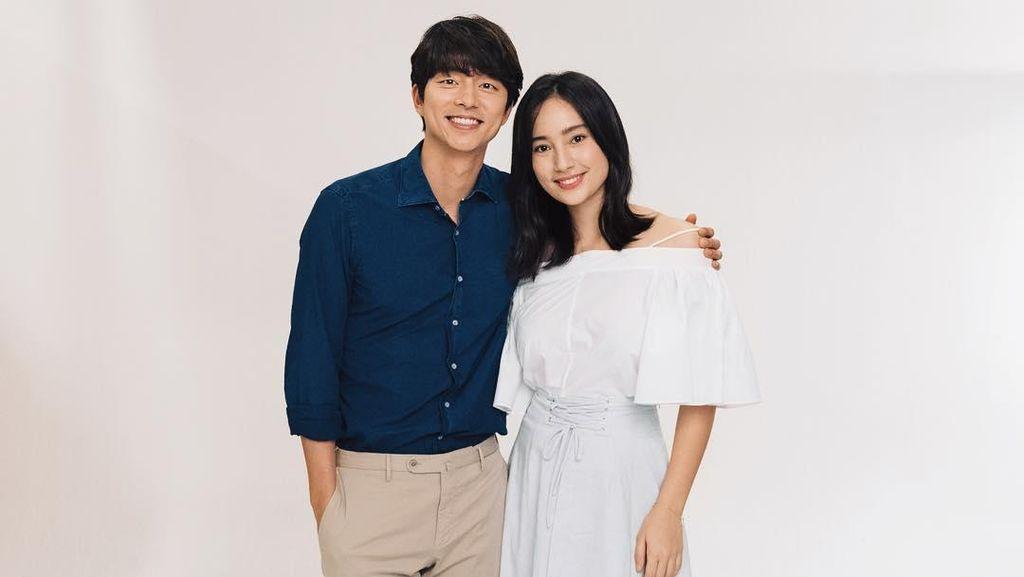 Kemesraan Tatjana Saphira dan Gong Yoo Jadi Sepasang Kekasih, Bikin Baper