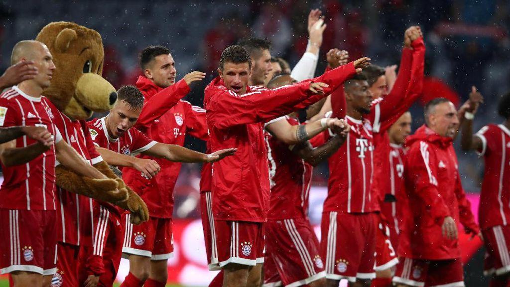 Merespons Transfer Neymar ke PSG, Bayern Bikin Akademi