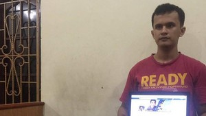 Hina Jokowi dan Kapolri, Ringgo Mengaku Tak Puas dengan Pemerintah