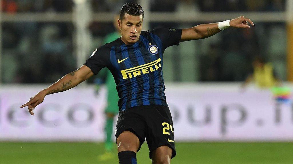 Inter Pinjamkan Murillo ke Valencia
