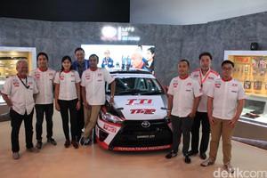 Toyota Buktikan Ketangguhan Mobilnya Lewat Balap