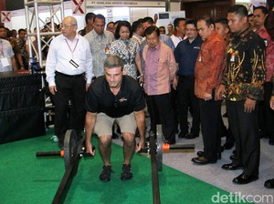 JK Buka Asian Games GOIFEX 2017