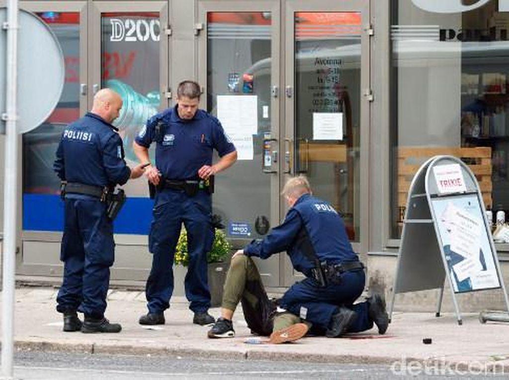 2 Orang Tewas dalam Penikaman di Kota Turku, Finlandia