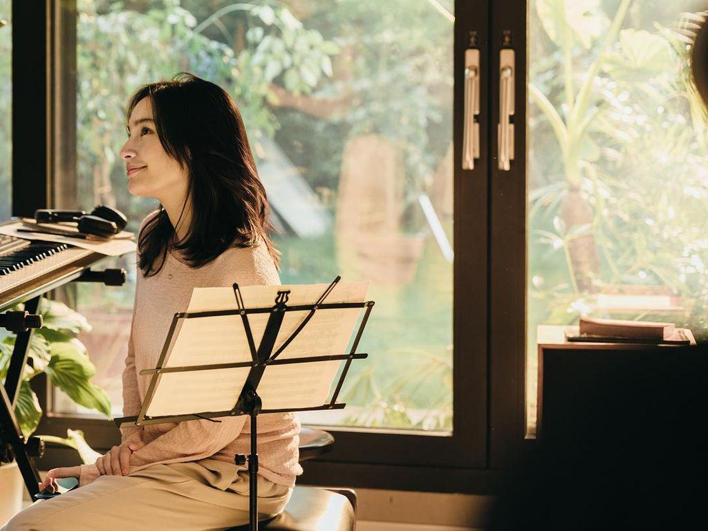 Foto: Cantiknya Tatjana Saphira Mirip Cewek Korea Saat Jadi Pacar Gong Yoo