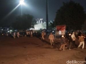 Milad ke-19 FPI, Massa Mulai Berdatangan ke Stadion Muara Kamal