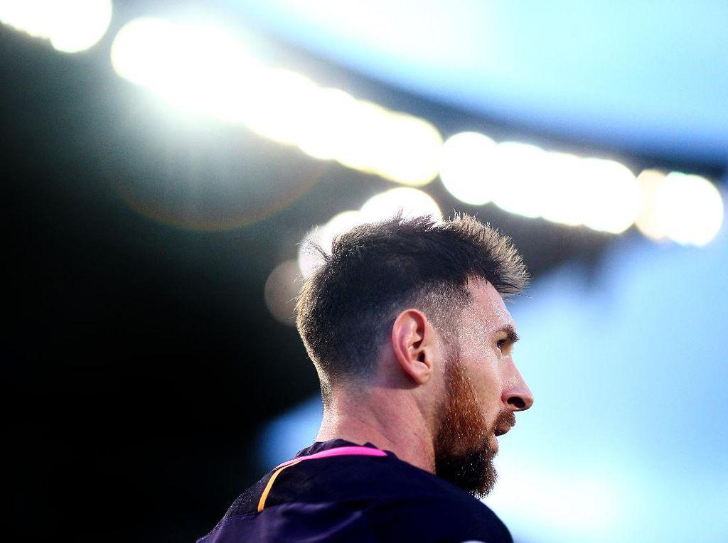 Dari MSN Menjadi M, Messi Kini Sendiri