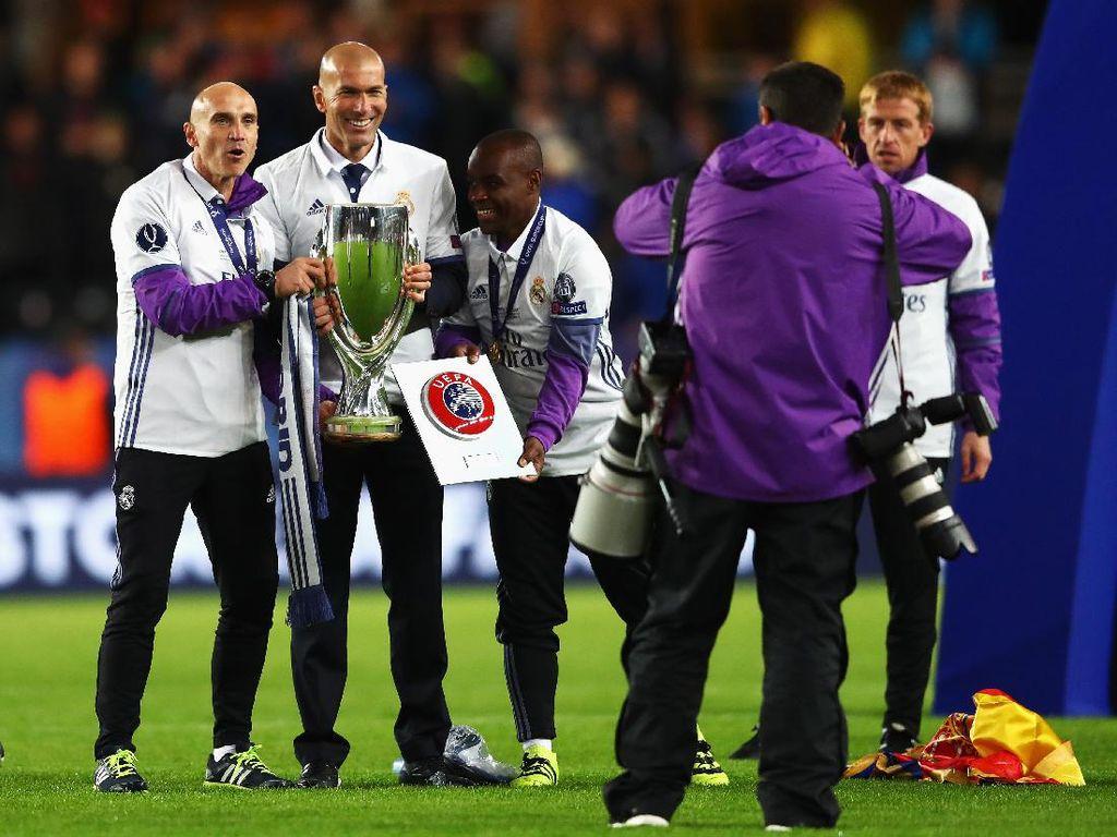 Trezeguet: Zidane Sudah Buktikan Kualitasnya sebagai Pelatih