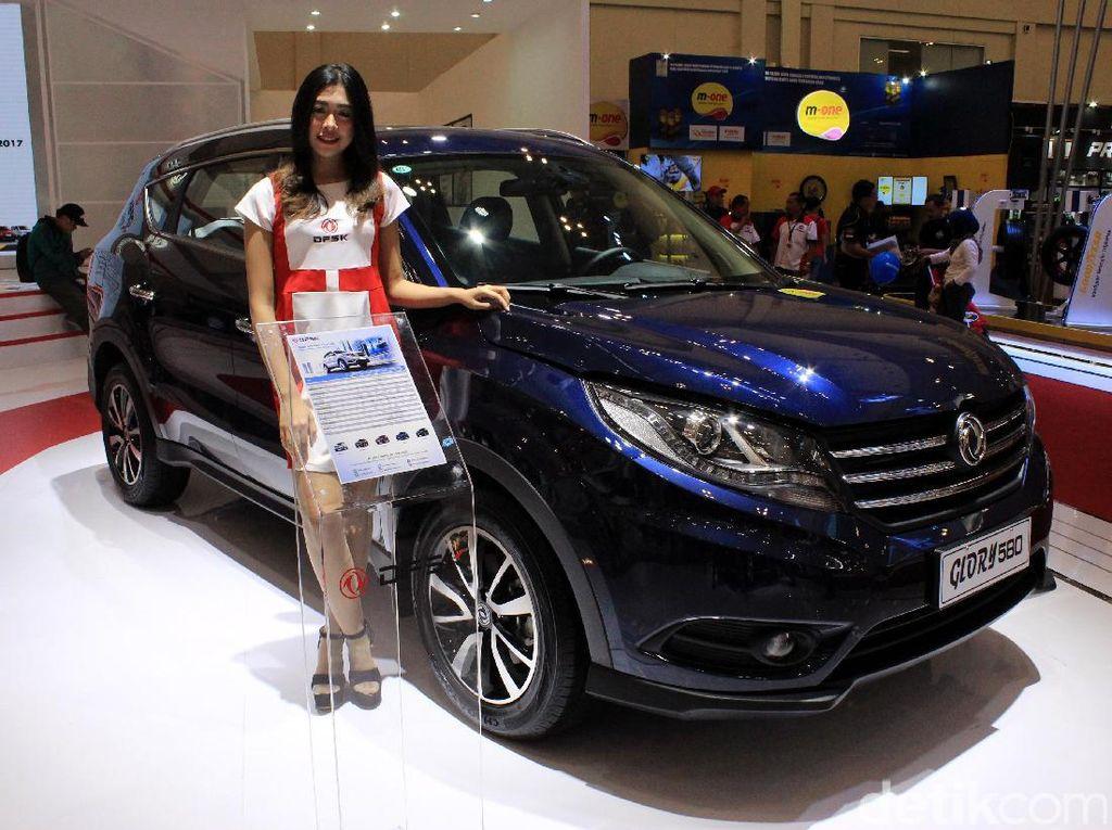 Mobil China Buka Pemesanan SUV di IIMS