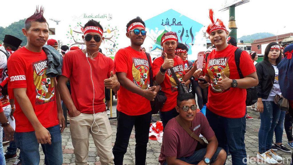 Suporter Bikin Timnas Indonesia seperti Main di Kandang Sendiri